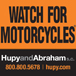 Watch For Motorcycles from Hupy and Abraham