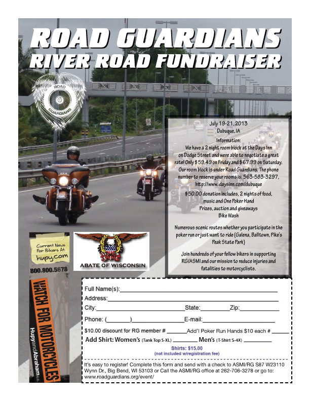 River Road Fundraiser