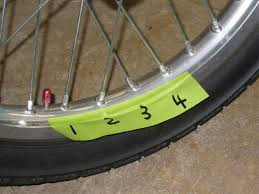 Spoked Tire