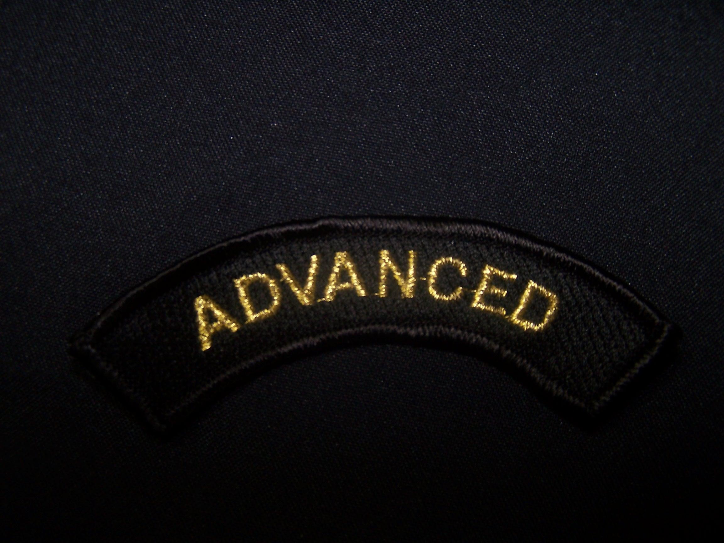 Advanced
