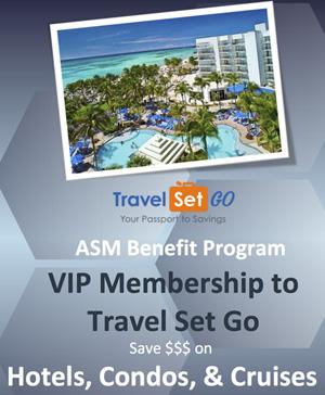 Travel Set Go VIP
