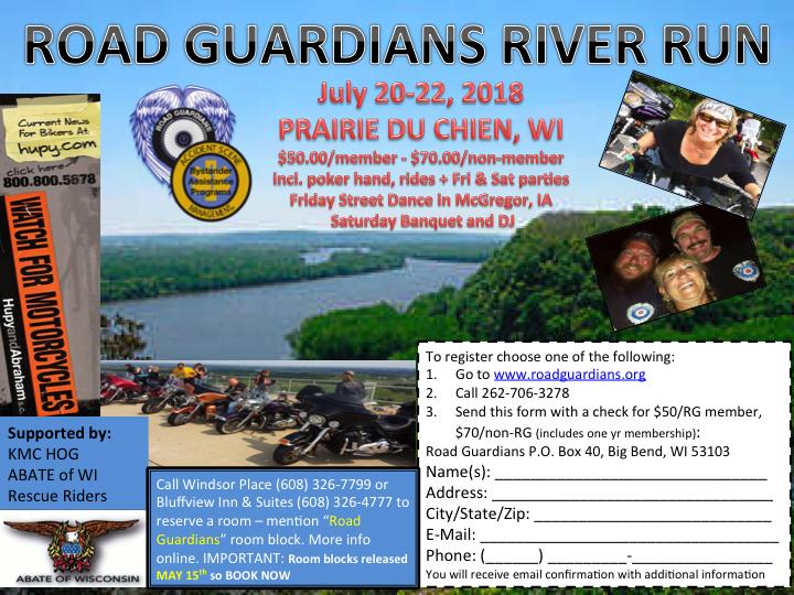 Road Guardians River Run