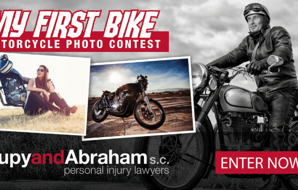 My First Bike Motorcycle Photo Contest