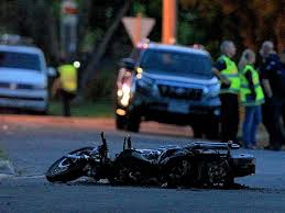 victim hit and run motorcycle accident