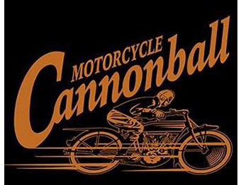 Motorcycle Cannonball